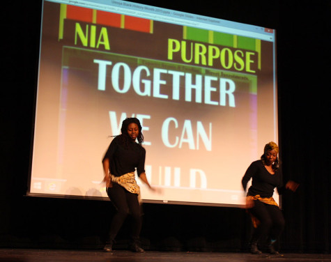 School wide auditorium celebrates Black History Month