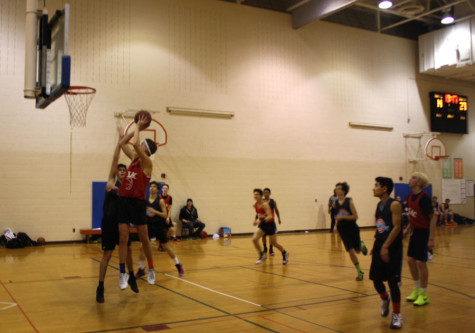 Park Board basketball highlights the social aspect of sports