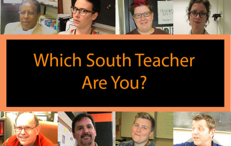 Which South High teacher are you?
