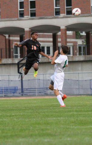 Men's Soccer produces state soccer player
