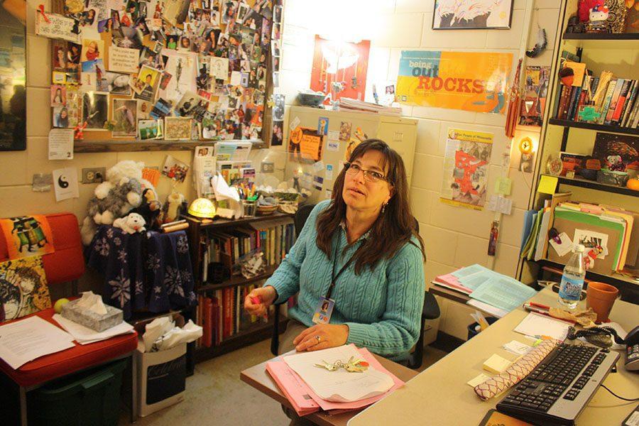 Increasing mental health needs spill onto teachers
