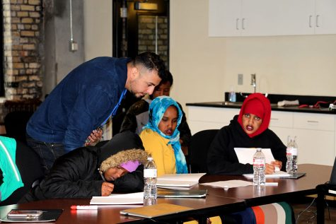Minorities in History: Somali students learning history in a new style