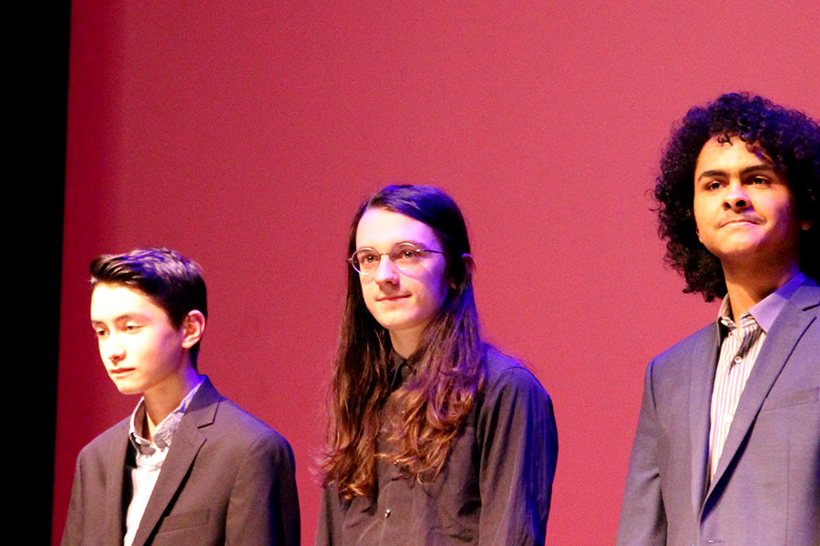 Music composition leads South student to be recognized state wide
