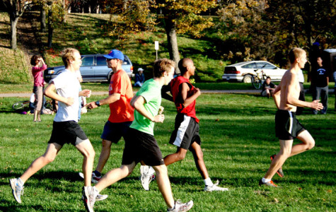 City championships are on the horizon for the cross-country running team
