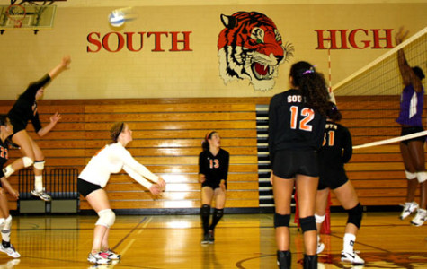 "South volleyball team wasn't ""focused"" enough to beat Southwest"