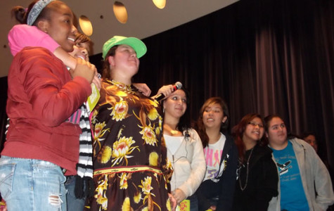 Concert for a cause: Performing artist shares cultural history, interests students