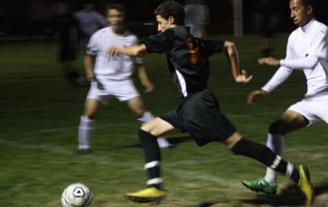 Men's soccer shoots for success