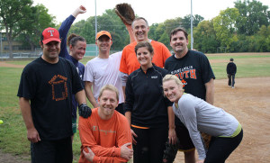South High staff steps up to the plate