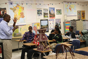 New Somali classes offer cultural opprortunities inside South