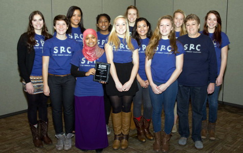 SRC honored for reducing stigma at South