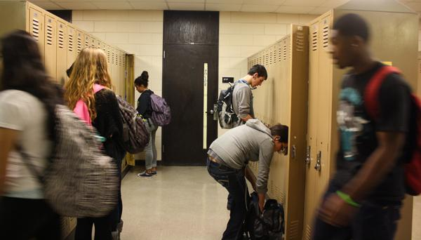 Search for truth about locker placement hits a wall