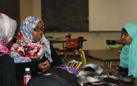 Somali students fight against discrimination