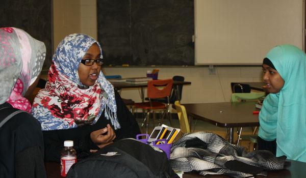 Somali students fight against discrimination