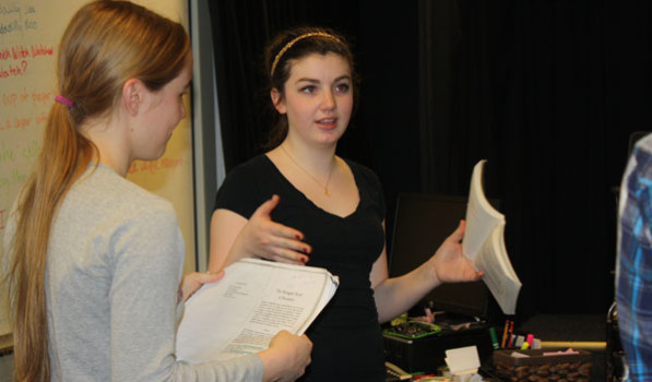 South offers more diversity than performing arts schools