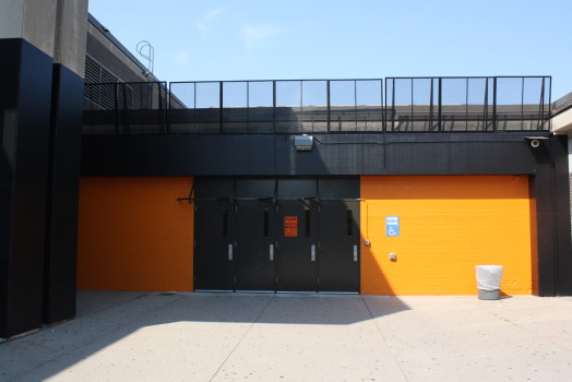 South High Entrance