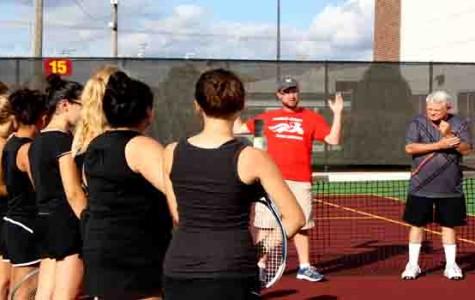 Women's Tennis Recieves New Coach, Again