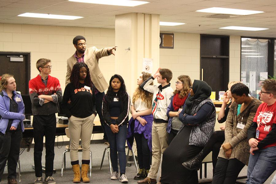 Peer education group forms to combat racism in the community