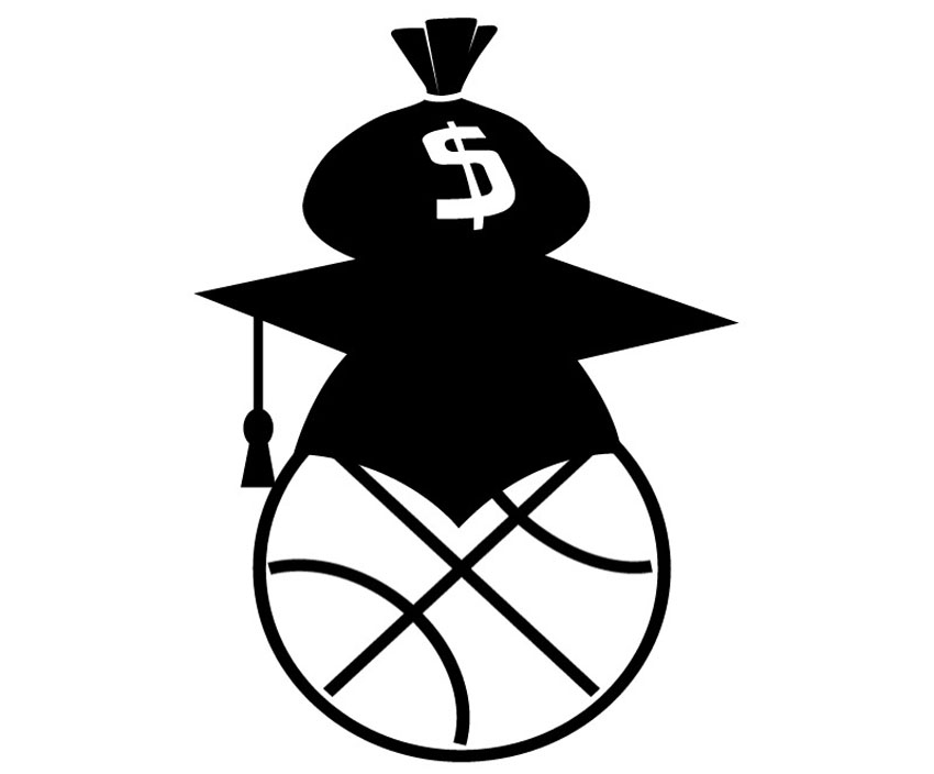Athletic scholarships challenge students to thrive in academics as well as in sports