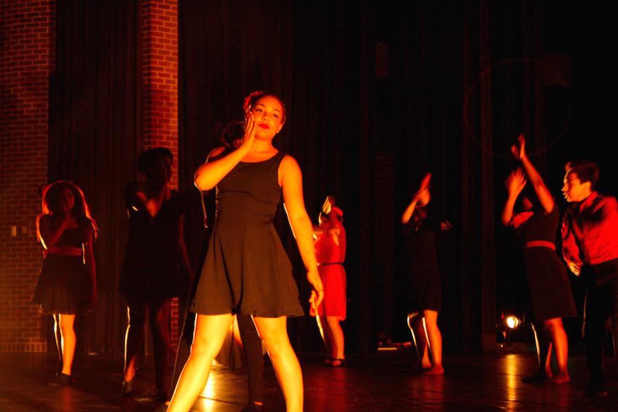 Each performer seemed full of vigor.