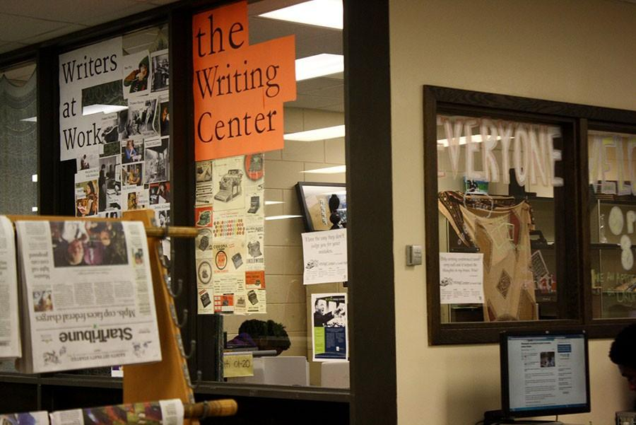 The Writing Center is an untapped resource