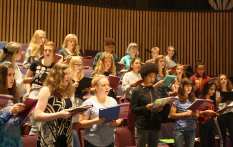 """Women's Choir"" changes to ""Treble Choir"" to promote inclusivity"