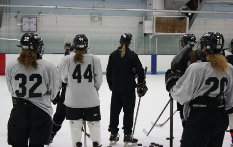 Coach brings Latvian National Team and referee experience to varsity hockey