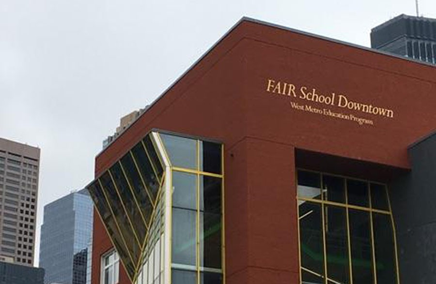 FAIR is one of the only Minneapolis Public Schools downtown. It has unique partnerships with Target, the Cowles Center and the Loft.