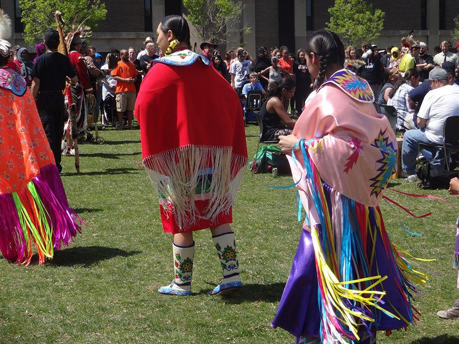 Pow wow strengthens All Nations program