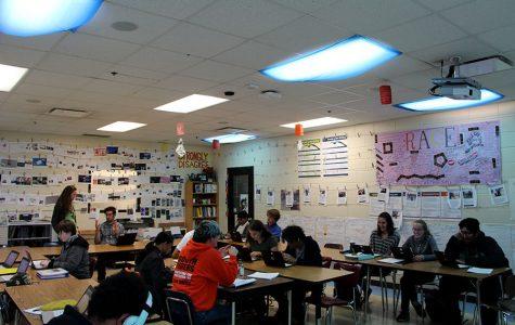 More teachers should take action against fluorescent lighting