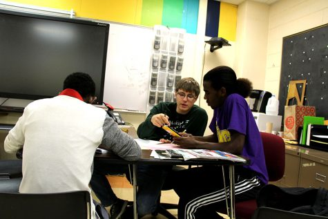 New space, familiar faces: Math Center changes benefit South students and staff