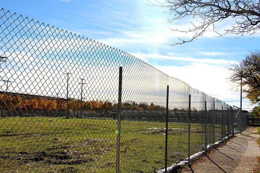 The empty lot next to the South field has been the subject of much scrutiny among South students. Despite rumors the land will be used for a new South field, the school board is in support of the land being used for an Adult Education building.