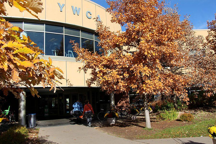 The midtown YWCA on Lake st. The YWCA has continuously validated, supported and helped people who have reported harassment they've experienced. Photo: Soline Van de Moortele