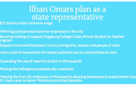 Ilhan Omar breaks barriers for women and Muslim students
