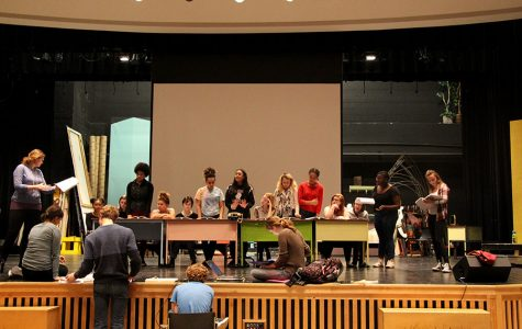 "Theater provides ""safe space"" for students seeking community"
