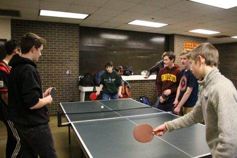 "New South club creates community for ""ping-pong lovers"""