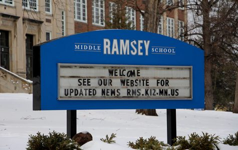 Ramsey Middle School aims for new name