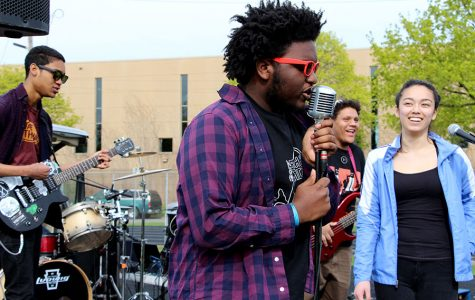 Battle of the Bands draws fans to the Barnard Field
