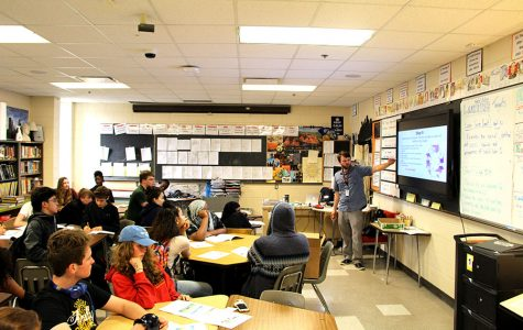 Switching it up; South teachers pursuing new roles