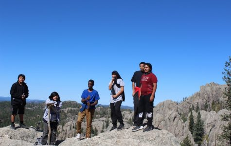 Black Hills trip brings a new outlook to the students of All Nations