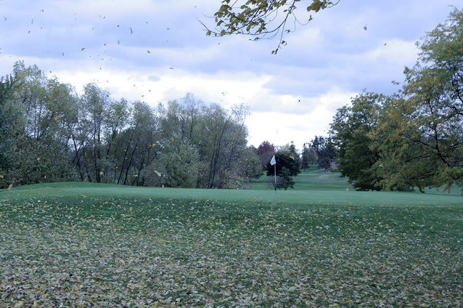 "Hiawatha provides a great place for new golfers to learn and is the only golf course in South Minneapolis. ""It's where you can teach,"" says golf coach Carol Allery. Since it is so accessible, golfers from South, Washburn, Southwest, Minnehaha Academy, Roosevelt and two other schools practice there. But, the use of the Golf Course is being debated. Photo: Eli Shimanski"