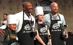 South freshman serves up a win at Junior Iron Chef competition