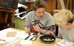 AP Studio Art class challenges South students
