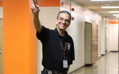 The storied past of security guard Doug Herman