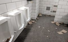 Potty talk: Men's bathrooms are whack!
