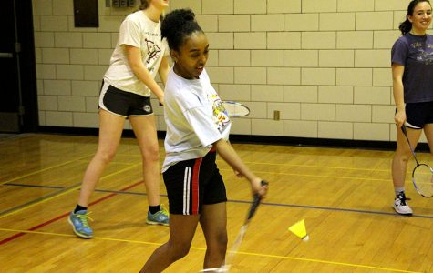 Badminton's 'Girls Only' sign prompts question: Who is Title IX for?