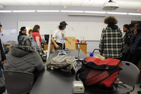 DNR 'Trout In The Classroom' workshop get students fishing for more
