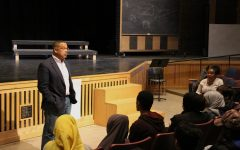 Keith Ellison discusses gun control at panel with South students