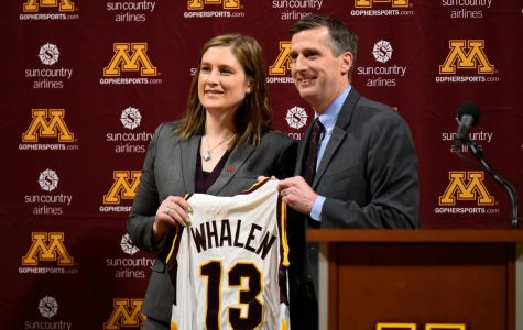 From making the shots to calling them: Lindsay Whalen's new coaching position