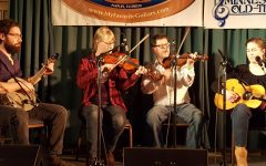 Teachers moonlight as musicians outside the classroom