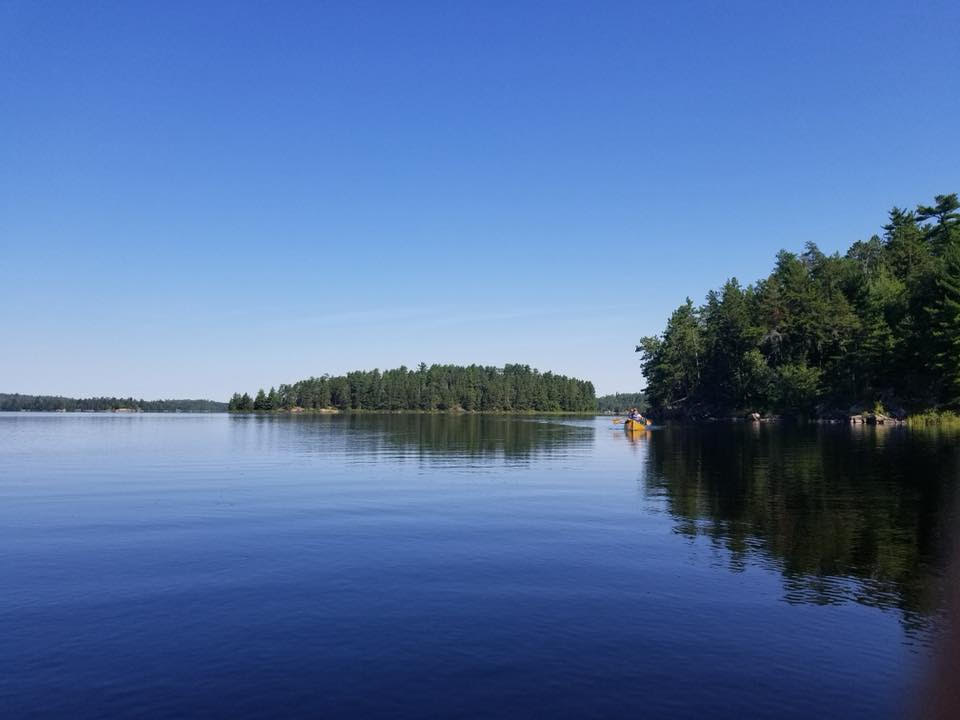 """Kids for the Boundary Waters, started by 17 year old Joseph Goldstein, fights to protect the BWCA and activate young voices. Goldstein has been traveling to the Boundary Waters since he was six and remembers that, """"Paddling into the BWCA felt like coming home."""""""